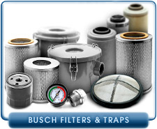 Busch R5 Filters And Traps
