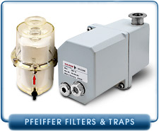 Pfeiffer Oil Return, Oil Mist Eliminator  & Oil Return Unit