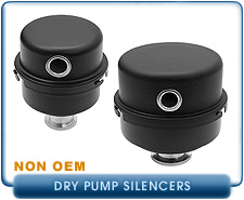 NON OEM Dry Scroll Pump Silencers