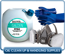 Vacuum Oil Cleaning And Handling Supplies