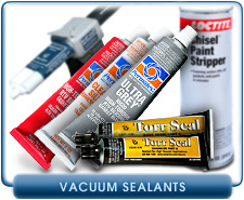 Vacuum Sealants - Locktite, RTV Gasket Sealer, And Other Sealants