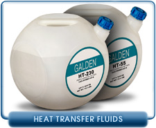Galden HT-55 to HT-270 Heat Transfer Fluid for Etchers, CVD, PVD and Ion Implanters, 7 Kg Bottle, PFPE Fluid