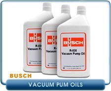 Busch R5 Vacuum Pump Oils