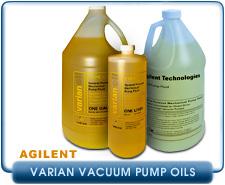 Varian GP Hydrocarbon Rotary Vane Vacuum Pump Oils
