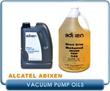 Alcatel Hydrocarbon Rotary Vane Vacuum Pump Oils