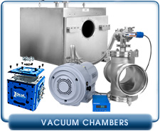 Brand New and Refurbished Vacuum Chambers, Modular iChambers