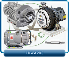 Edwards Dry Scroll Pump Rebuild and Repair Kits - XDS5, XDS5c, XDS10, XDS10c, ESDP12, ESDP30, GVSP30, XDS35i