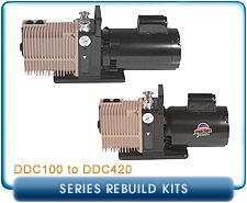 Precision Scienitific DDC Corrosive Rotary Vane Vacuum Pump DDC100 to DDC420