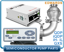 Edwards - QDP, iQDP, iL, and iH Vacuum Pump Parts