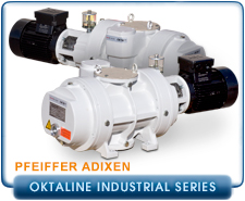 Oktaline Industrial Series Blowers