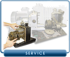 Rotary Vane Vacuum Pump Rebuild Service - Alcatel, Busch, Edwards, Labconco, Leybold, Pfieffer, Savant, Stokes, Varian, and Welch