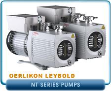 NEW Leybold Oerlikon Trivac NT16 Rotary Vane Dual Stage Mechanical Vacuum Pump