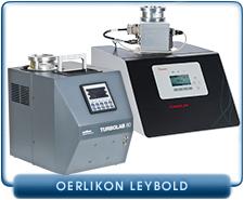 New Oerlikon Leybold TURBOLAB 80 Vacuum Pumping System ISO-63, CF-45 Inlet Flange.
