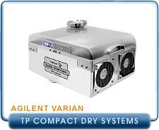 New Varian TPS Compact Scroll Backed Dry Turbo Systems