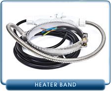 NEW Heater Band for Varian Turbo-V 301 Navigator, V200, V250, V 300HT Series Turbo Pumps