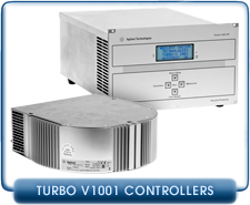 Agilent Varian Turbo-V 1001 Rack or Navigator Controller for Turbo-V 1001 Pump.