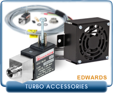 Edwards TAV5 Vent Valve for EXT Turbo Pumps, 24V DC 1/8 BSP, 1.8 Watt Max.