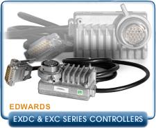 Edwards EXDC-160 EXDC160 24 Volt Turbo Molecular Pump Controller