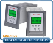 Edwards TIC Turbo Controller 200W RS232.