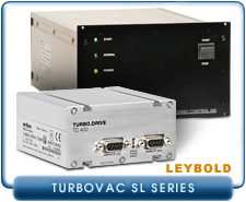 New Oerlikon Leybold Turbo.Drive TD 400 Electronic Frequency Converter Turbo Pump Controller