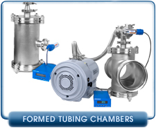 IVP T-Series i-Chamber Vacuum Chamber For Research Applications, 6,8 Inch OD Chamber or ISO-160,ISO-200, Stainless Steel