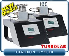 Leybold Oerlikon Turbo Systems Turbovac 80