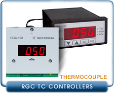 Varian Thermocouple Gauges Controllers