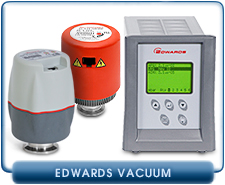 Edwards vacuum gauges, hot cathode ion gauges, active magnetron gauge, active pirani, active strain, thermocouple gauge