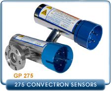 Granville Phillips Convectron Gauge Controller Sensors