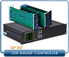 NEW Granville Phillips 307 Dual Ion Gauge Controller. PCB Card Module for GP 307 Vacuum Gauge Controller
