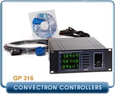 Granville Phillips Convectron Gauge Controllers