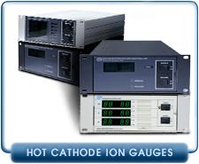 Refurbished Granville Phillips Ion Gauge Controllers