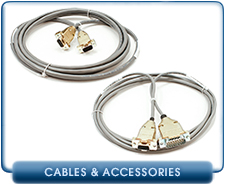 MKS Cable connects PR4000, 146, 186, 660 to terminal block on 223, 622, 623, 10ft.