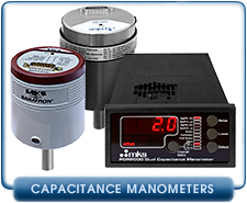 Reconditioned MKS Instrument 627 Series Capacitance Manometer Baratron Pressure Gauges