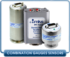 New Combination Vacuum Gauge Sensors
