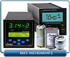 NEW MKS HPS 909AR Digital & Analog Hot Cathode Transducer KF-40, RS-232, 10-10 to 10-2 Torr