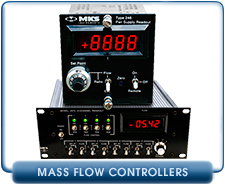 NEW MKS HPS 943 Cold Cathode Vacuum Gauge Controller for MKS 423 I-Mag Cold Cathode Gauge