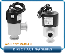 Automated Electromagentic KF and NW Angle Vacuum Valves