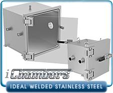 Stainless Steel Vacuum Chamber Chambers 12X12 20X20