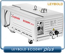 Leybold Ecodry Plus Dry Vacuum Pumps Multistage Roots