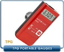 NEW Pfeiffer TPG Portable TPG 202 Piezo Piranik Gauges KF16