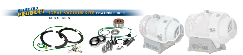 NXDS EXHAUST & GAS BALLAST KIT USED FOR PUMP MODELS:  nXDS6i,nXDS10i,nXDS15i,nXDS20i Edwards XDS 73501803