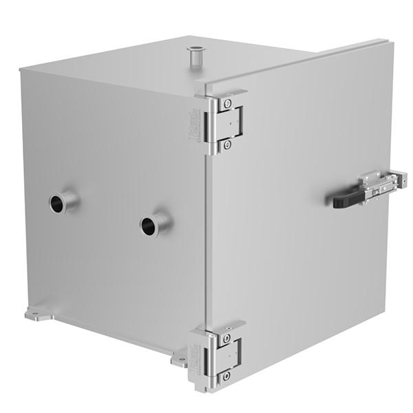Ideal Vacuum | Ideal Vacuum iCart HD High Vacuum System