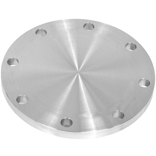 ASA 6 Inch Blank Flange with O-Ring Groove, 11 in OD, 9.5 BCD, 0.750 ...