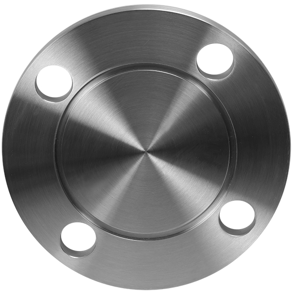 ASA 2 Inch Blank Flange with O-Ring Groove, 6 in OD, 4.75 in BCD ...