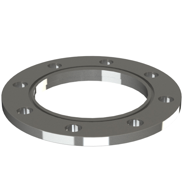 ASA 4 Inch Fixed Bored Flange with O-Ring Groove, 9 in. OD, 7.5 in ...