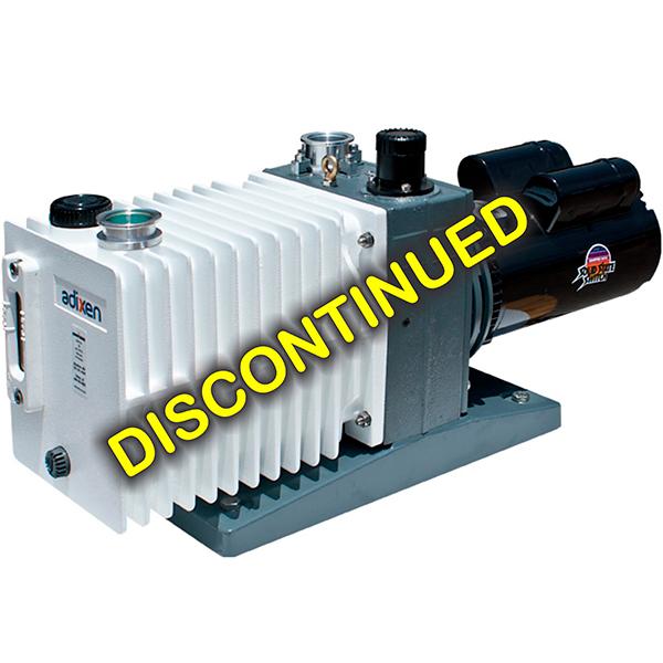 Ideal Vacuum Rebuilt Alcatel Adixen 2033SD 2033 SD Pascal