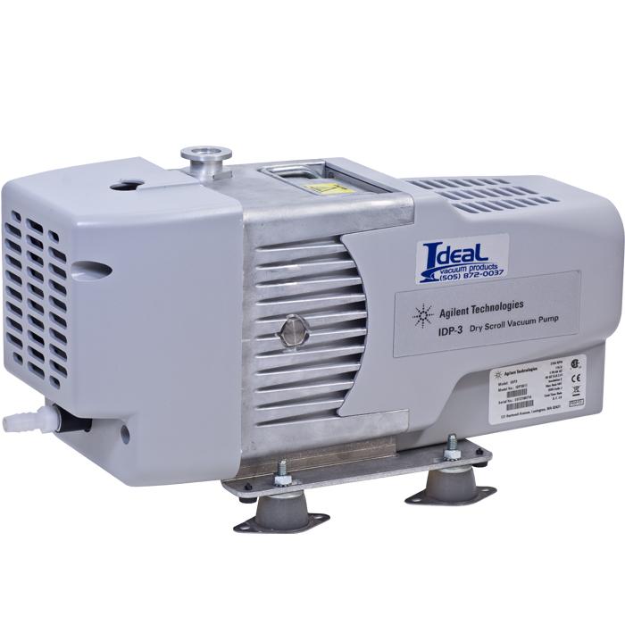 gamma vacuum ion pump manual