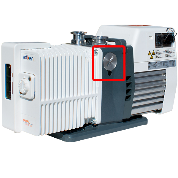 Alcatel Vacuum Pump Manual 2015sd