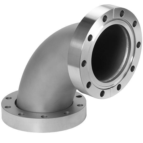 Conflat flange cf elbow degrees inches